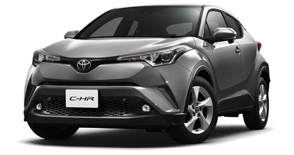 location Toyota chr Tunisie