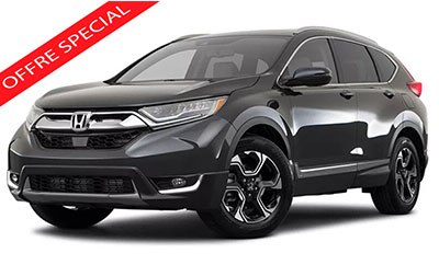location voiture Honda en Tunisie